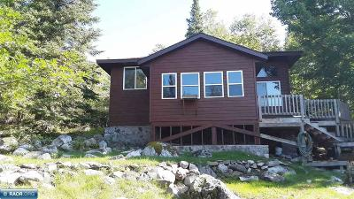 Koochiching County Single Family Home For Sale: 2134 Red Crest Island