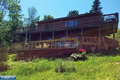 Koochiching County Single Family Home For Sale: 2284 Town Rd 342