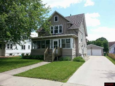 Waseca MN Single Family Home Sold: $118,500 REDUCED