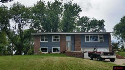 Waseca MN Single Family Home Sold: $169,900