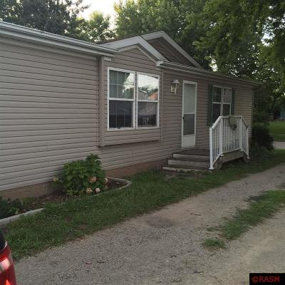 Janesville MN Single Family Home Sold: $109,000