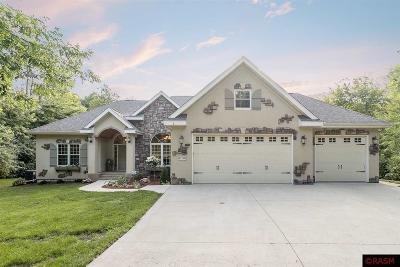 Kasota MN Single Family Home For Sale: $486,900