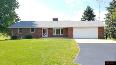 Madison Lake MN Single Family Home Contngnt-Property Sale: $349,000