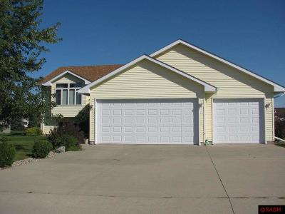 Lake Crystal MN Single Family Home For Sale: $228,000