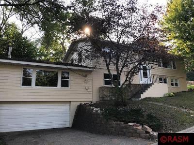 Mankato MN Single Family Home For Sale: $186,000
