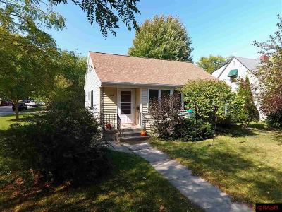 St. Peter MN Single Family Home For Sale: $153,800