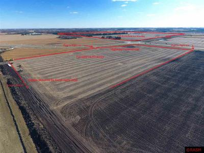 Blue Earth County, Le Sueur County, Rice County, Steele County, Waseca County Residential Lots & Land For Sale: Xxx County Road 17