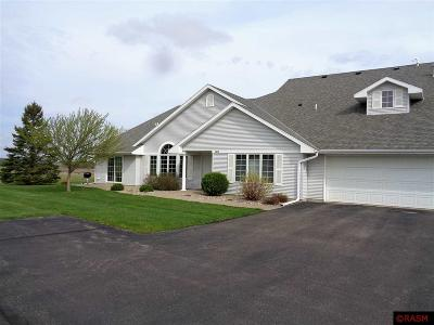 Blue Earth County, Le Sueur County, Rice County, Steele County, Waseca County Condo/Townhouse For Sale: 2623 NE 8th Street