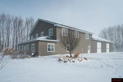 North Mankato MN Single Family Home For Sale: $489,900