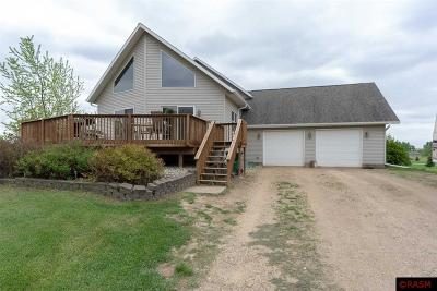 Blue Earth County, Le Sueur County, Rice County, Steele County, Waseca County Single Family Home For Sale: 135 Woods Drive