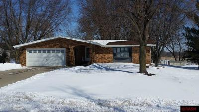Waseca MN Single Family Home Sold: $295,000