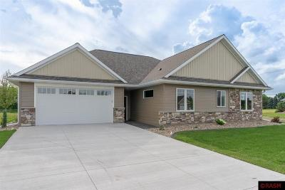Blue Earth County, Le Sueur County, Rice County, Steele County, Waseca County Condo/Townhouse Contngnt-Property Sale: 112 Dancing Waters Circle