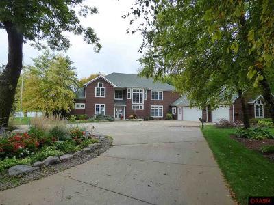 Blue Earth County, Le Sueur County, Rice County, Steele County, Waseca County Single Family Home For Sale: 4500 Washington Boulevard