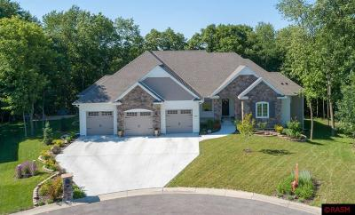 Blue Earth County, Le Sueur County, Rice County, Steele County, Waseca County Single Family Home For Sale: 128 Sienna Circle