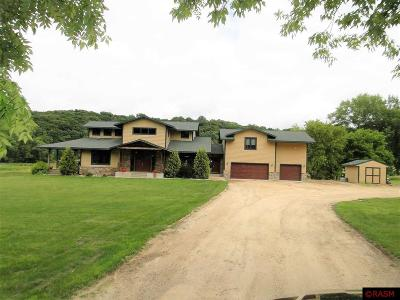 Blue Earth County, Le Sueur County, Rice County, Steele County, Waseca County Single Family Home For Sale: 19987 Indian Lake Road