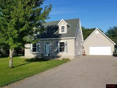 Blue Earth County, Le Sueur County, Rice County, Steele County, Waseca County Single Family Home Contngnt-Home Inspection: 407 Baer Circle