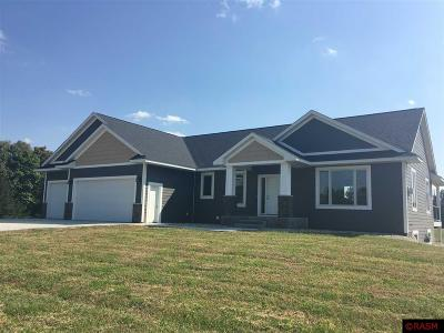 Blue Earth County, Le Sueur County, Rice County, Steele County, Waseca County Single Family Home For Sale: 29 Carey Court