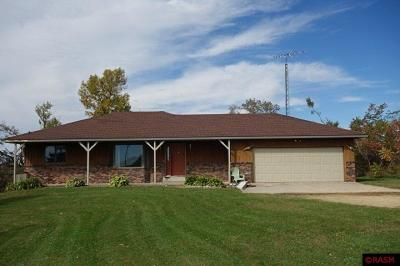 Blue Earth County, Le Sueur County, Rice County, Steele County, Waseca County Single Family Home For Sale: 42293 E Elysian Lake Road