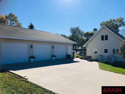 Blue Earth County, Le Sueur County, Rice County, Steele County, Waseca County Single Family Home For Sale: 26033 Island Road