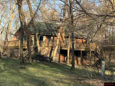 Blue Earth County, Le Sueur County, Rice County, Steele County, Waseca County Single Family Home For Sale: 49669 Sakatah Lane