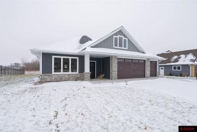 Blue Earth County, Le Sueur County, Rice County, Steele County, Waseca County Single Family Home For Sale: 109 Creekside Drive