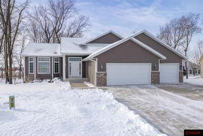 Blue Earth County, Le Sueur County, Rice County, Steele County, Waseca County Single Family Home Contngnt-Home Inspection: 104 Jade Court