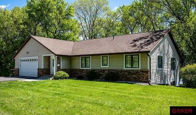 Blue Earth County, Le Sueur County, Rice County, Steele County, Waseca County Single Family Home For Sale: 2202 Evergreen Drive