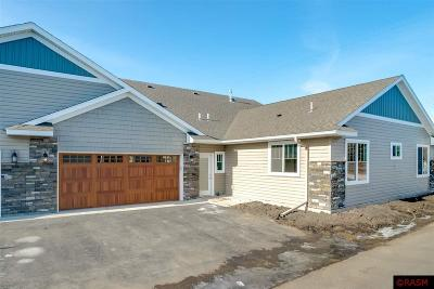 Blue Earth County, Le Sueur County, Rice County, Steele County, Waseca County Condo/Townhouse For Sale: 843 Augusta Drive