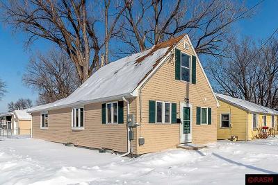 North Mankato MN Single Family Home Contngnt-Property Sale: $164,900