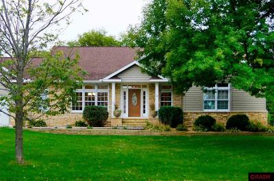 Blue Earth County, Le Sueur County, Rice County, Steele County, Waseca County Single Family Home For Sale: 108 Mayan Way