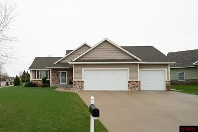 Mankato MN Single Family Home For Sale: $319,900