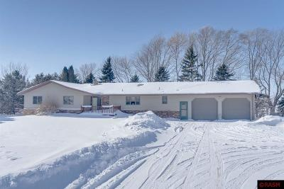 Blue Earth County, Le Sueur County, Rice County, Steele County, Waseca County Single Family Home For Sale: 36966 261st Avenue