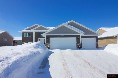 Blue Earth County, Le Sueur County, Rice County, Steele County, Waseca County Single Family Home For Sale: 808 Fieldcrest Drive