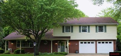 Blue Earth County, Le Sueur County, Rice County, Steele County, Waseca County Single Family Home For Sale: 50 University Court