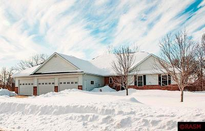 Blue Earth County, Le Sueur County, Rice County, Steele County, Waseca County Single Family Home Contngnt-Home Inspection: 104 Creekside Drive