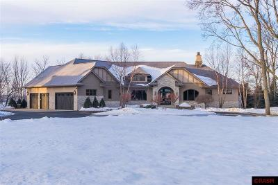Blue Earth County, Le Sueur County, Rice County, Steele County, Waseca County Single Family Home Contngnt-Home Inspection: 29153 North Shore Drive