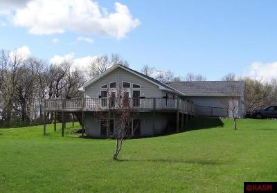Blue Earth County, Le Sueur County, Rice County, Steele County, Waseca County Single Family Home For Sale: 26088 Island Road