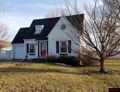 Blue Earth County, Le Sueur County, Rice County, Steele County, Waseca County Single Family Home Contngnt-Home Inspection: 99 4th Street