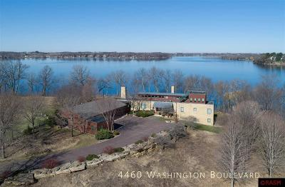 Blue Earth County, Le Sueur County, Rice County, Steele County, Waseca County Single Family Home For Sale: 4460 Washington Boulevard