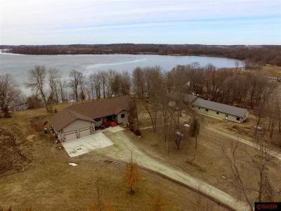 Blue Earth County, Le Sueur County, Rice County, Steele County, Waseca County Single Family Home For Sale: 41122 Kilkenny Road