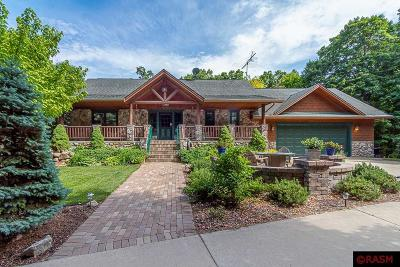 Blue Earth County, Le Sueur County, Rice County, Steele County, Waseca County Single Family Home For Sale: 23547 482nd Street