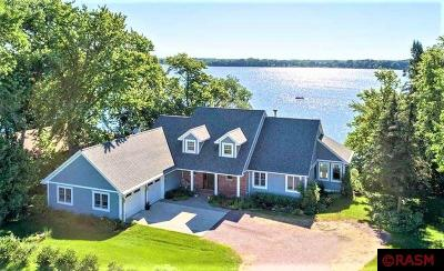 Madison Lake Single Family Home For Sale: 3740 Sioux Lane