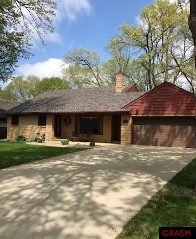 Mankato MN Single Family Home For Sale: $289,000