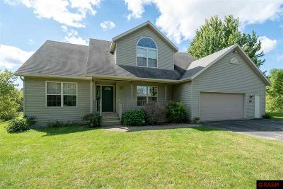 Good Thunder MN Single Family Home For Sale: $319,000