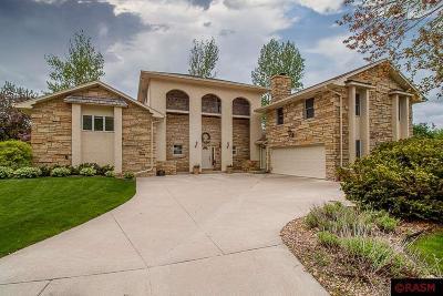 North Mankato MN Single Family Home For Sale: $485,000