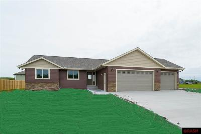 Madison Lake MN Single Family Home For Sale: $339,500