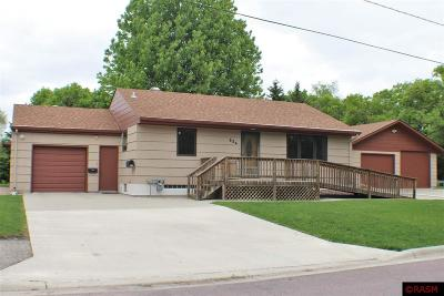 Mankato MN Single Family Home For Sale: $199,900