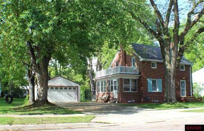 North Mankato MN Single Family Home For Sale: $214,900