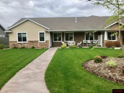 Blue Earth County, Le Sueur County, Rice County, Steele County, Waseca County Condo/Townhouse For Sale: 110 Woodhill Court