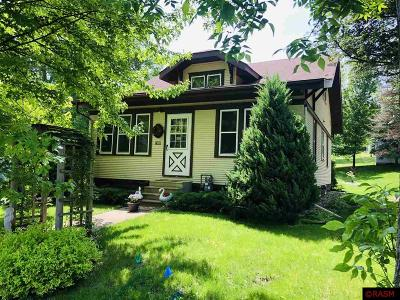 Cleveland Single Family Home For Sale: 109 Broadway Street